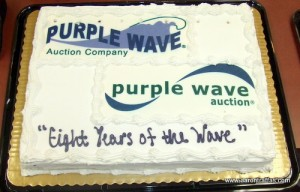 Purple Wave was eight years old on September 25
