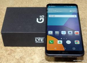 Verizon's LG G6 has excellent fundamentals with no gimmicks